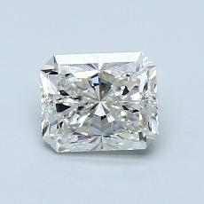 1.01-Carat Radiant Diamond Very Good I SI1