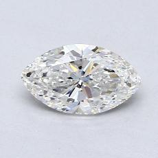 Recommended Stone #3: 1.00-Carat Marquise Cut Diamond