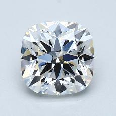 Recommended Stone #3: 1.22-Carat Cushion Cut Diamond