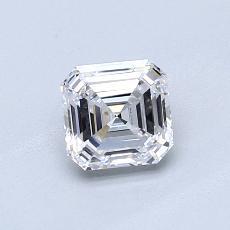 推薦鑽石 #1: 0.71  克拉上丁方形鑽石