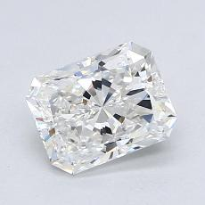 Recommended Stone #1: 1.24-Carat Radiant Cut