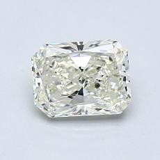 Recommended Stone #1: 0.83-Carat Radiant Cut Diamond