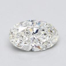 Recommended Stone #3: 1.83-Carat Oval Cut Diamond