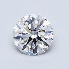1.02 Carat 圆形 Diamond 理想 F VS2