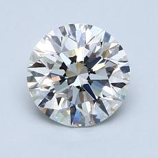 Recommended Stone #4: 1,40-Carat Round Cut Diamond