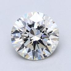 Recommended Stone #3: 1.51-Carat Round Cut Diamond