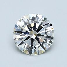 Recommended Stone #2: 1.09-Carat Round Cut Diamond