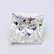 推荐宝石 2:1.16 克拉公主方形钻石