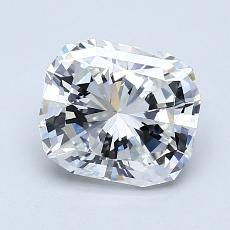 Recommended Stone #2: 1.33-Carat Radiant Cut Diamond