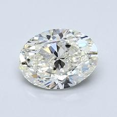 Recommended Stone #1: 0.96-Carat Oval Cut Diamond