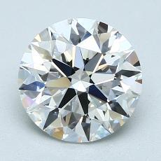 推薦鑽石 #3: 2.14  克拉圓形 Cut