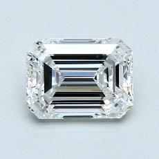 Target Stone: 2.04-Carat Emerald Cut Diamond