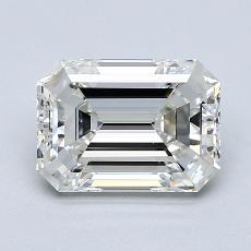 Recommended Stone #2: 2.32-Carat Emerald Cut Diamond
