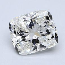 Recommended Stone #1: 1,40-Carat Cushion Cut Diamond