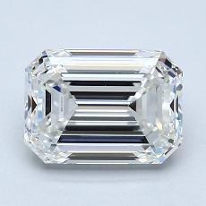 Recommended Stone #3: 2.01-Carat Emerald Cut Diamond