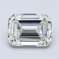 Recommended Stone #1: 1,50-Carat Emerald Cut Diamond