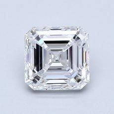 Recommended Stone #2: 1.31-Carat Asscher Cut Diamond