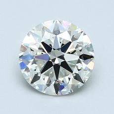 1.20 Carat Redondo Diamond Ideal I VVS2
