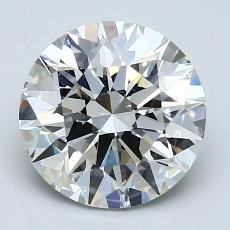 Recommended Stone #1: 2.51-Carat Round Cut Diamond