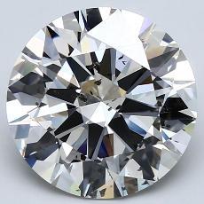Pierre recommandée n°1: Diamant taille ronde 4,15 carat
