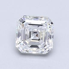 Recommended Stone #3: 1.22-Carat Asscher Cut Diamond