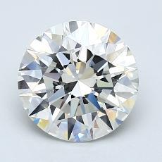 Current Stone: 2.02-Carat Round Cut