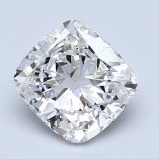 Recommended Stone #4: 1.70-Carat Cushion Cut Diamond
