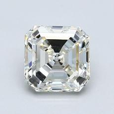 Target Stone: 1.13-Carat Asscher Cut Diamond