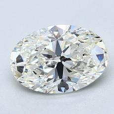 Recommended Stone #2: 1.72-Carat Oval Cut