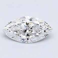 Recommended Stone #1: 1.12-Carat Marquise Cut