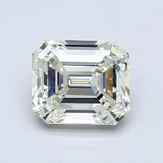 Recommended Stone #3: 1.25-Carat Emerald Cut Diamond