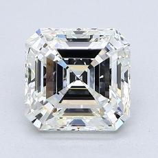 推薦鑽石 #4: 2.00 Carat Asscher Cut