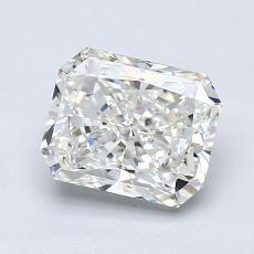 推荐宝石 1:1.20 克拉雷迪恩型切割