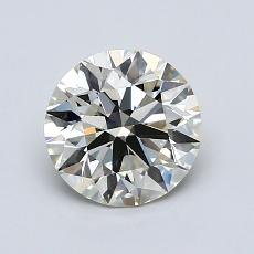 Recommended Stone #4: 1,16-Carat Round Cut