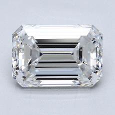 3.01 Carat 绿宝石 Diamond 非常好 E VVS2