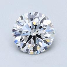 Recommended Stone #1: 1.23-Carat Round Cut