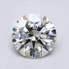 Recommended Stone #2: 1.06-Carat Round Cut
