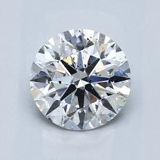 Recommended Stone #2: 1.11-Carat Round Cut