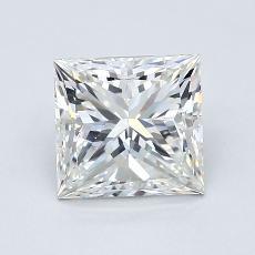 Current Stone: 1.51-Carat Princess Cut