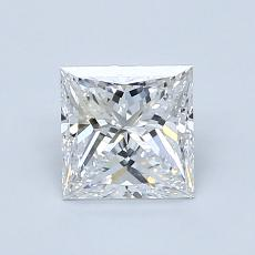 Recommended Stone #4: 0.90-Carat Princess Cut