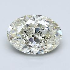 Recommended Stone #1: 1.50-Carat Oval Cut