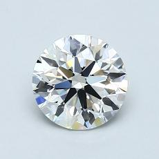 Recommended Stone #3: 1.05-Carat Round Cut