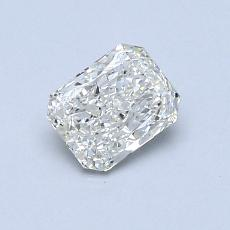 Recommended Stone #2: 0.56-Carat Radiant Cut