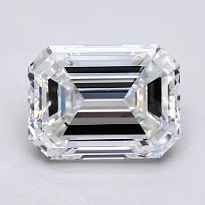 Recommended Stone #4: 1,51-Carat Emerald Cut