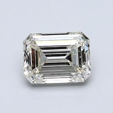 Recommended Stone #1: 1,03-Carat Emerald Cut