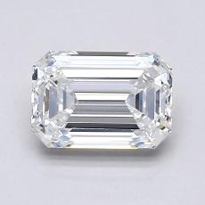 Recommended Stone #3: 1,07-Carat Emerald Cut