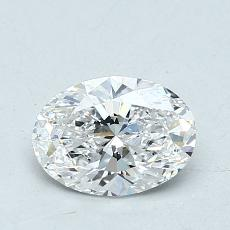 Recommended Stone #4: 1.01-Carat Oval Cut