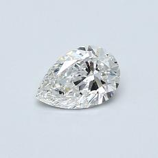Recommended Stone #1: 0.35-Carat Pear Shaped