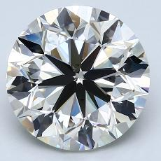 Recommended Stone #3: 5,01-Carat Round Cut
