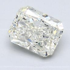 Recommended Stone #4: 1.51-Carat Radiant Cut